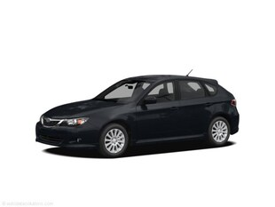 2009 Subaru Impreza Wagon Man i