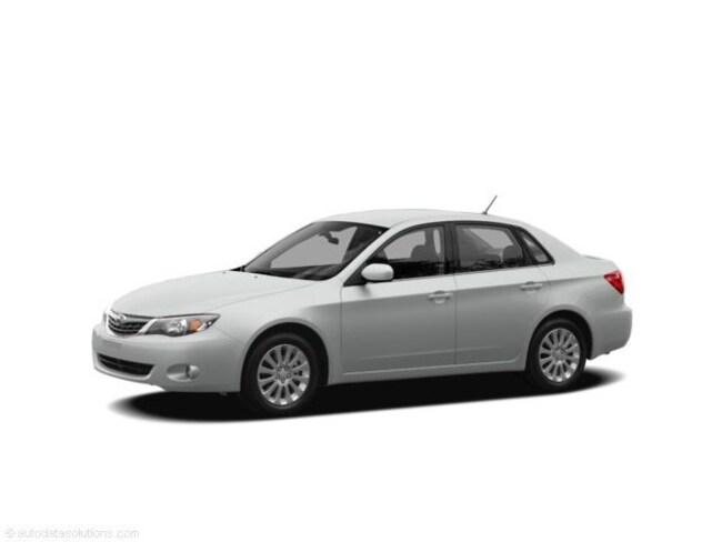 2009 Subaru Impreza i Sedan