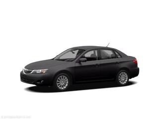 2009 Subaru Impreza Sedan i w/Premium Pkg Auto i w/Premium Pkg