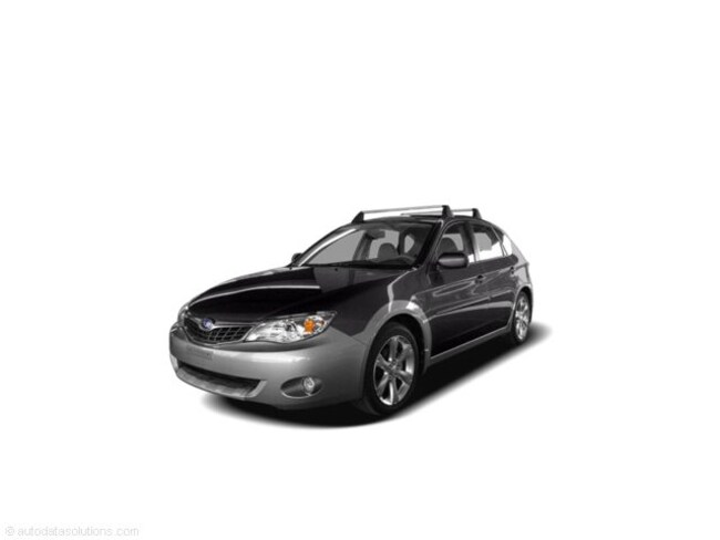2009 Subaru Impreza Outback Sport Hatchback