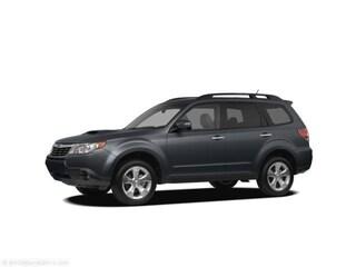 2009 Subaru Forester 2.5X Premium w/ All Weather Pkg SUV