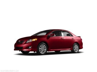 2009 Toyota Corolla Sedan