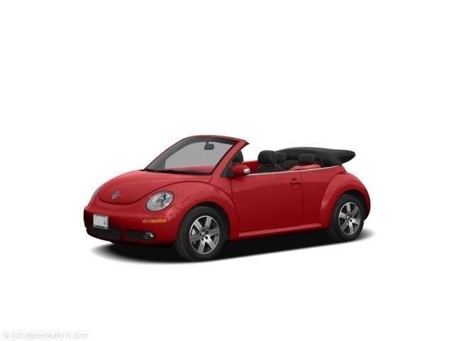 2009 Volkswagen New Beetle 2.5L w/PZEV Convertible
