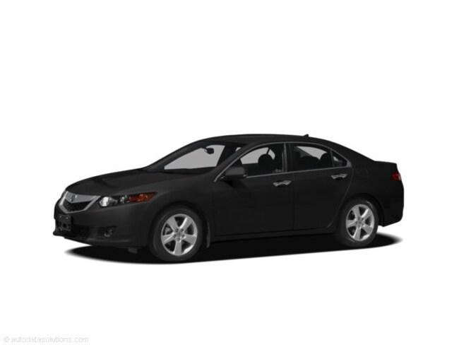 2010 Acura TSX 2.4 Sedan
