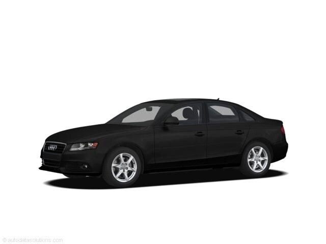 2010 Audi A4 2.0T Premium (Multitronic) Sedan