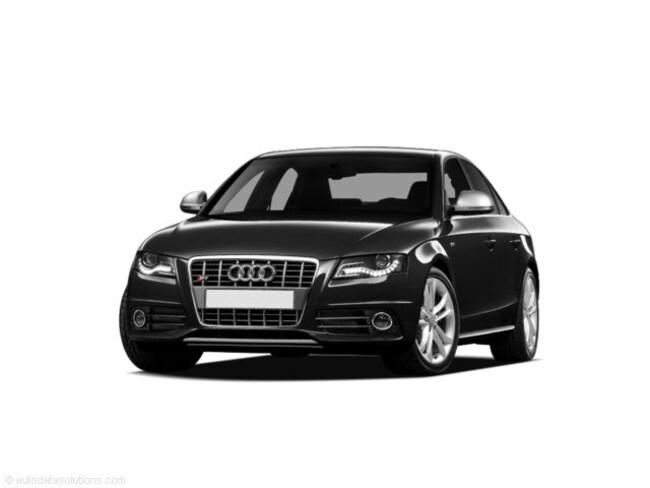 2010 Audi S4 3.0 Premium Plus Sedan