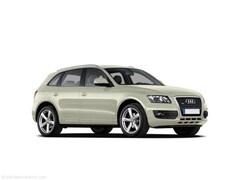 2010 Audi Q5 3.2 Premium (Tiptronic) SUV V-6 cyl