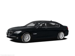 2010 BMW 750i 750i Sedan