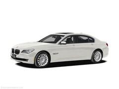 2010 BMW 750Li 750Li 4dr Sdn  RWD Sedan