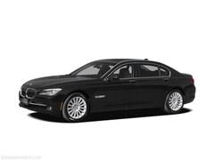 2010 BMW 750i xDrive Sedan WBAKC8C53AC430642