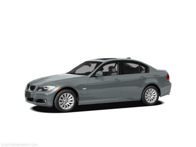 2010 BMW 3 Series 4dr Sdn 328i RWD SULEV South Africa Sedan