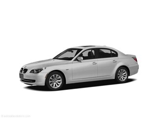 2010 BMW 5 Series 528i Sedan