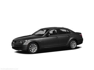 2010 BMW 5 Series 528i 4dr Sdn  RWD