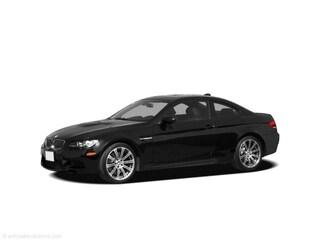 2010 BMW M3 Base Coupe