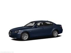 2010 BMW 5 Series 535i Sedan 6-Cylinder DOHC 24V Twin Turbocharged 3L 6-Speed A6508