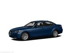 Used 2010 BMW 5 Series 535i Xdrive Sedan