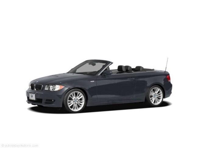 2010 BMW 128i w/Sulev Convertible