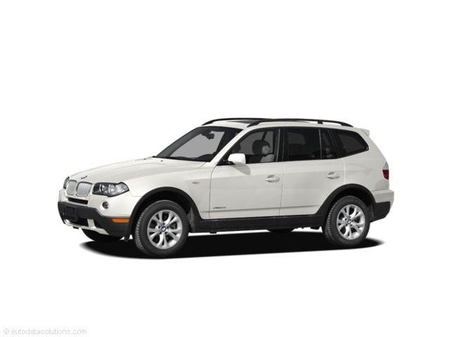 2010 BMW X3 SAV