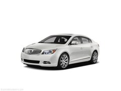 Used 2010 Buick LaCrosse CXL Sedan 5938A for sale in Cooperstown, ND at V-W Motors, Inc.