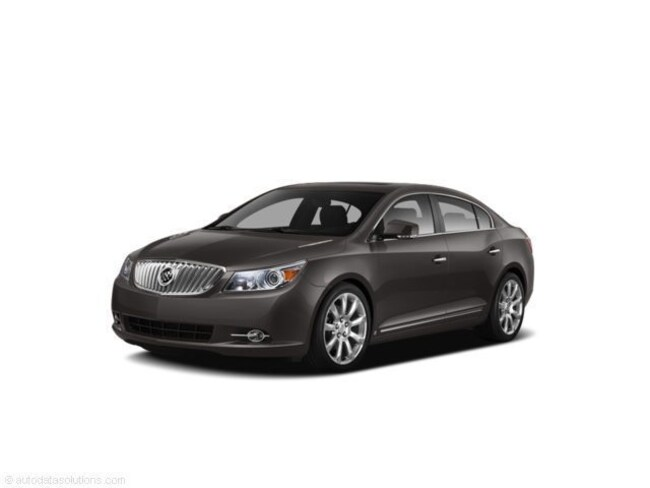Used 2010 Buick LaCrosse CXL Sedan for sale in Monticello, NY