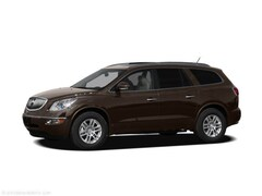 Used 2010 Buick Enclave 2XL SUV D18073A for sale at Courtesy Motors in Danville, IL