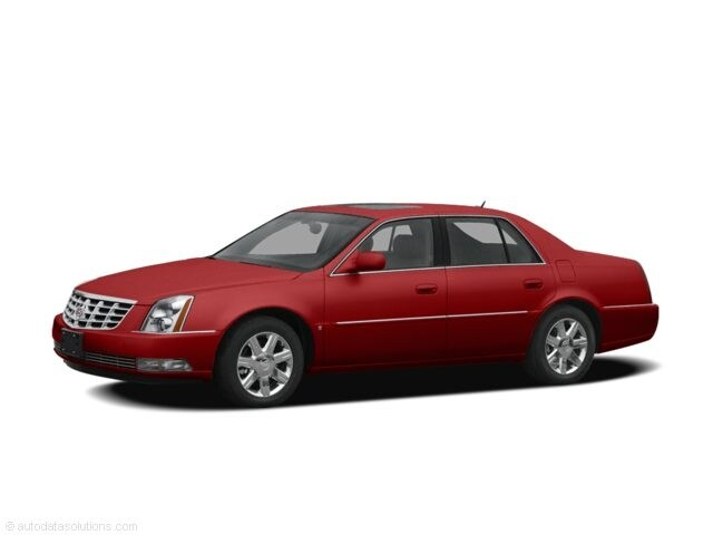 2010 Cadillac DTS Base Sedan