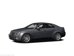 Used 2010 CADILLAC CTS Eco Luxury Sedan San Angelo, TX