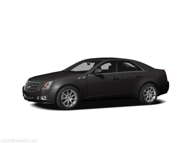 2010 Cadillac CTS Sedan Luxury Sedan