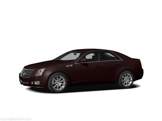 2010 Cadillac CTS Sedan 4dr Sdn 3.0L Luxury AWD Sedan