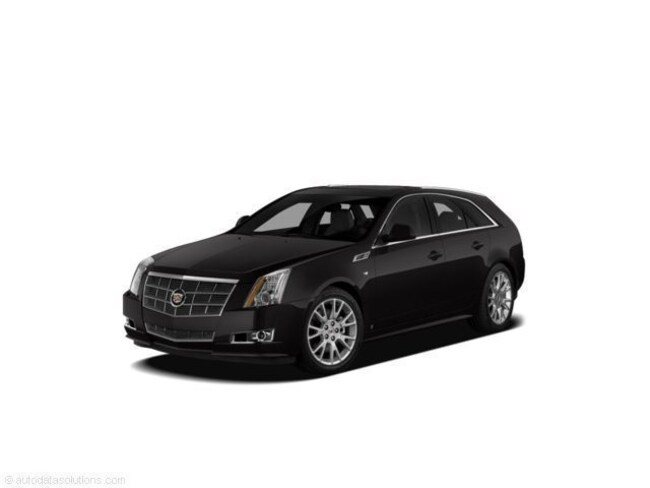 Used 2010 CADILLAC CTS Performance Collection Wagon In Fort Collins