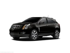2010 CADILLAC SRX SUV 3GYFNAEY1AS567614 for sale at Goeckner Bros., Inc. in Effingham, IL