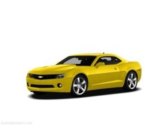 2010 Chevrolet Camaro SS 1SS Coupe