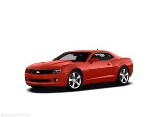 2010 Chevrolet Camaro 2SS Coupe UD139605 2G1FT1EW8A9139605