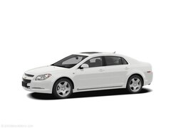2010 Chevrolet Malibu LT Sedan 4D Car