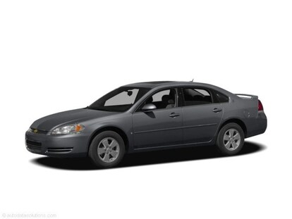 Used 2010 Chevrolet Impala Lt For Sale Henderson Ky
