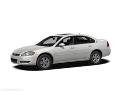 Pre-Owned 2010 Chevrolet Impala LTZ Sedan for sale in Lima, OH