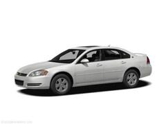 2010 Chevrolet Impala LTZ Sedan