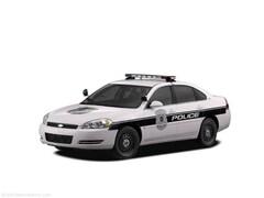 Bargain Vehicles for sale 2010 Chevrolet Impala Police Sedan in Little Rock, AR