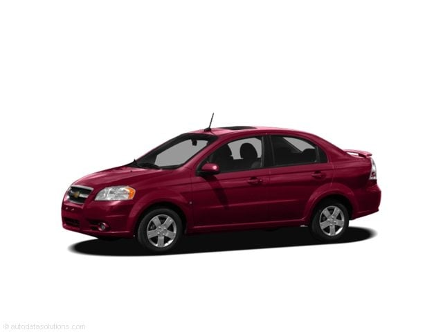Used 2010 Chevrolet Aveo For Sale At Evansville Ford Vin