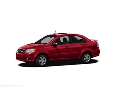2010 Chevrolet Aveo 1LT Sedan For Sale in El Paso