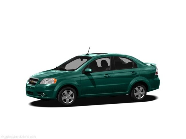 Used 2010 Chevrolet Aveo For Sale Milwaukee Wi