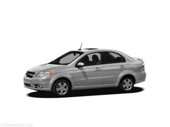 2010 Chevrolet Aveo LT w/2LT Sedan