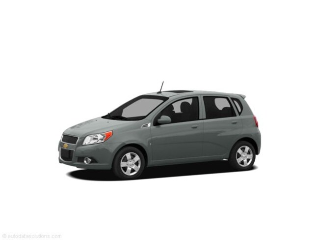 Used 2010 Chevrolet Aveo For Sale At Volkswagen Of Puyallup Vin