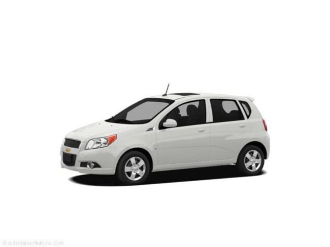 Used 2010 Chevrolet Aveo For Sale At Cox Auto Group Vin