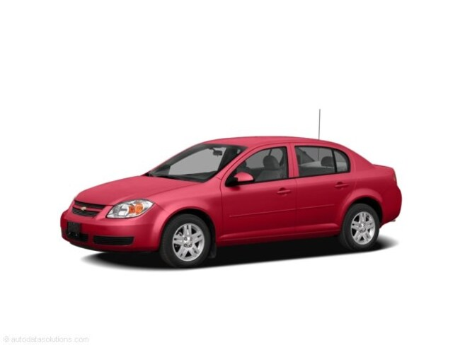 2010 Chevrolet Cobalt LS Sedan