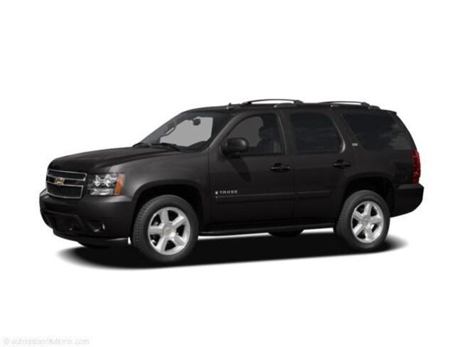 2010 Chevrolet Tahoe LTZ SUV