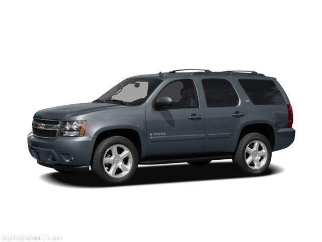 2010 Chevrolet Tahoe SUV