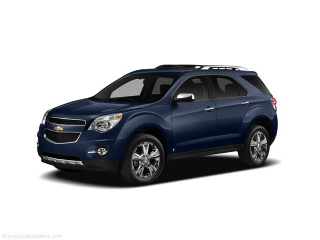Used 2010 Chevrolet Equinox LS SUV For Sale Springfield, IL