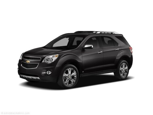 Used 2010 Chevrolet Equinox LT w/1LT SUV For Sale Waite Park, MN