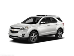 Used 2010 Chevrolet Equinox LT w/1LT SUV for sale in Merced, CA